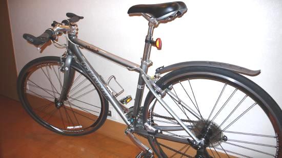 自転車の ステム 自転車 交換 : ロードバイクに比べると不満な ...
